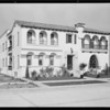 Weinstein Apartments, 4195 Garthwaite Avenue, Los Angeles, CA, 1929 [image 1]
