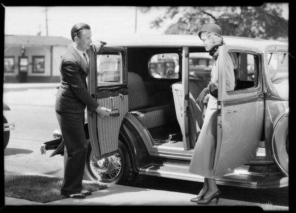 National Auto fabrics, Southern California, 1932
