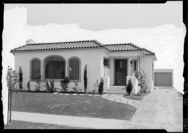 6326 Maryland Drive, Los Angeles, CA, 1926