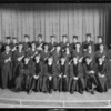 Graduating class, Los Angeles School of Optometry, Southern California, 1926