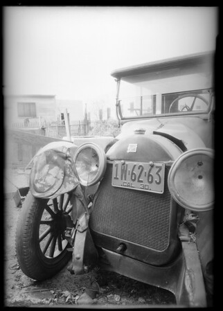 W. C. Ingling's Buick, 1558 West 80th Street, Los Angeles, CA, 1931