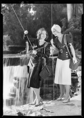 Publicity at Azusa, Southern California, 1931