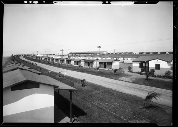 Olympic Village, View Park-Windsor Hills, CA, 1932