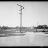 Street scene, Montebello, near airport, Southern California, 1931