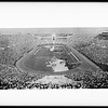 Opening ceremonies, Olympic games, Los Angeles, CA, 1932