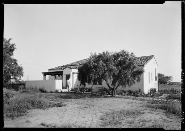 Brentwood Green & Highland Hills tract, Southern California, 1926