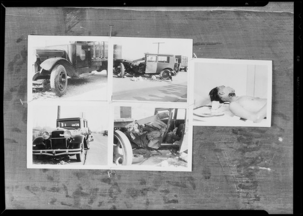 Case #36554, Chinaman George Wong, Pacific Indemnity, Southern California, 1931