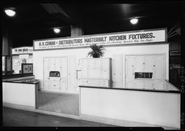 Shrine Auditorium exhibit, 665 West Jefferson Boulevard, Los Angeles, CA, 1926