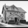 1825 South Manhattan Place, Los Angeles, CA, 1926