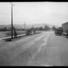 Intersection, Linden Avenue and West Glenoaks Boulevard, Glendale, CA, 1930