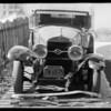 Moon sedan, Southern California, 1931