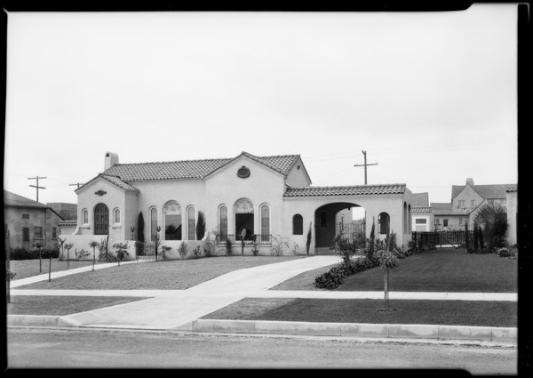 509 North Maple Drive, Beverly Hills, CA, 1926