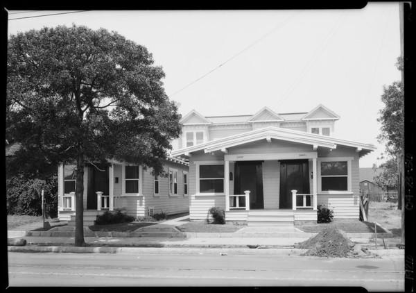 1007 East Vernon Avenue, Los Angeles, CA, 1926