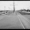 West 106th Street and South Vermont Avenue intersection, Los Angeles, CA, 1931