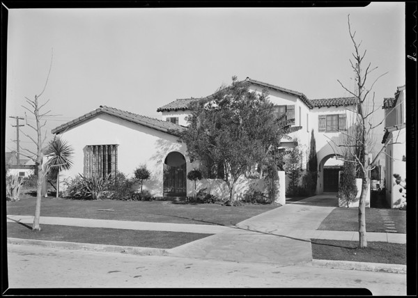 208 South Linden Drive, Beverly Hills, CA, 1930