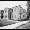 Houses at 4139 Garthwaite Avenue & 4264 South Leimert Boulevard, Los Angeles, CA, 1931