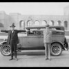 Velie Car, Los Angeles, CA, 1926