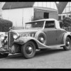 Buick coupe - Kuhl, owner, Southern California, 1934