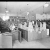Store at Wilshire Boulevard & San Vicente Boulevard, Los Angeles, CA, 1929