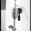 New shot, outboard motor, Southern California, 1931