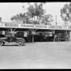 Phillips Tire Shop, Los Angeles, CA, 1924