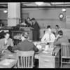 Municipal service bureau for men and cup, Southern California, 1931