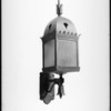 Series of new fixtures, Southern California, 1926