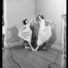 Dancers at Mme. Zolot's, 1624 West Adams Street, Los Angeles, CA, 1930