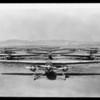 12 ships, Southern California, 1929