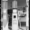 Economy pump, Southern California, 1932