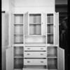 Masterbilt cabinets, Metropolitan building, Mr. Codman, Southern California, 1926