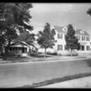 Exterior of Ebell Club, Southern California, 1928