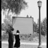 Publicity at Linda Vista, San Diego, CA, 1930