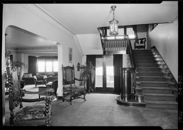 1550 West Hill Drive, Los Angeles, CA, 1926