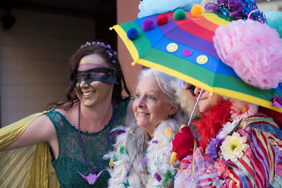 Mardi Gras in Asheville, NC