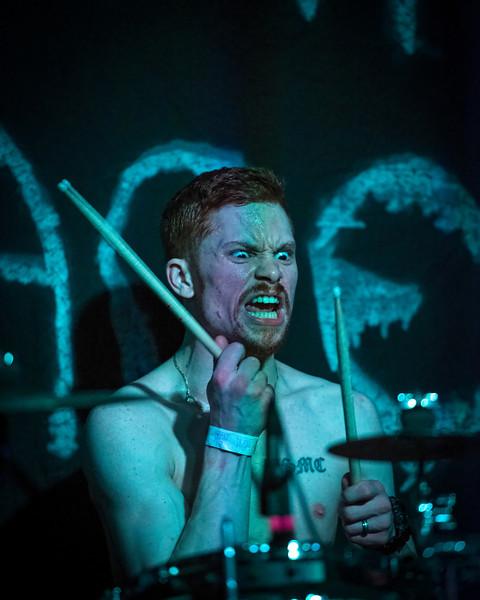 Drum Rage