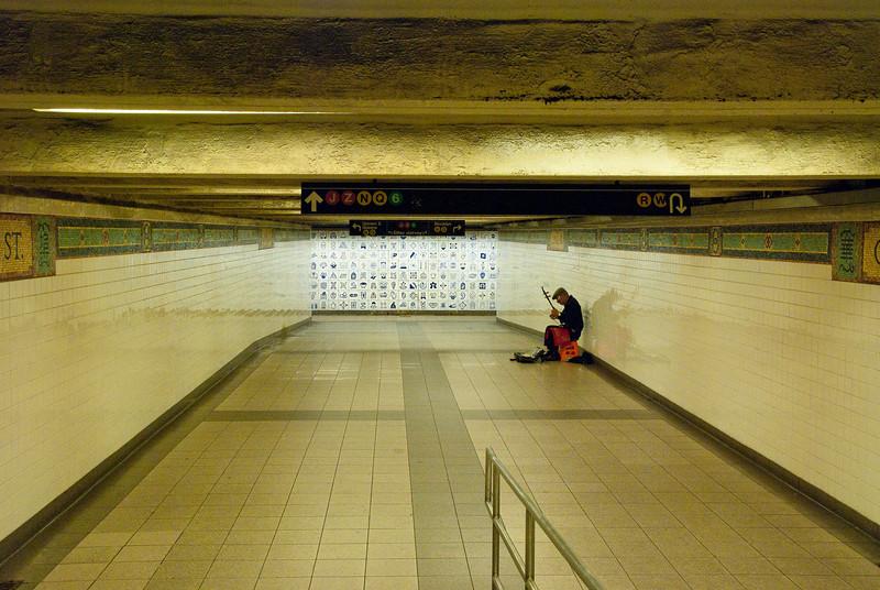 Music Underground: Canal Street Station