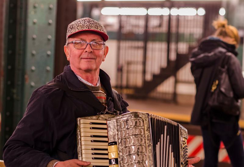 Music Underground: 14th Street Station