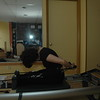Rowing/Into the Sternum on Reformer