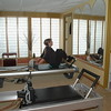 Stomach Massage Hands Back on Reformer
