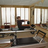 Stomach Massage Reach Up on Reformer