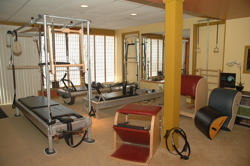 Whole Pilates Studio