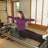 Stomach Massage Twist on Reformer