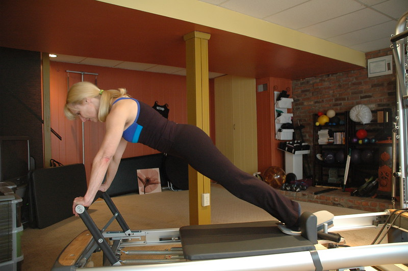 Long Stretch on Reformer