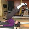 Short Spine Massage On Reformer