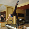 Elephant In Arabesque On Reformer