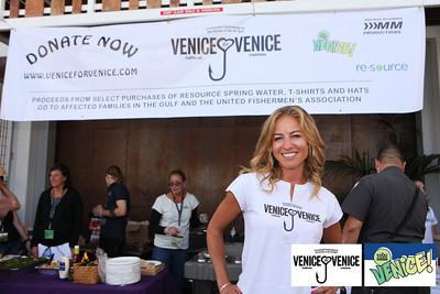 Melissa McGinnis, Executive Director of Venice for Venice