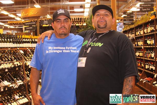 09 05 09 Whole Foods Market One Year Anniversary   Free BBQ   Customer Appreciation   225 Lincoln Blvd   Venice, Ca 310  566 9480 (373)