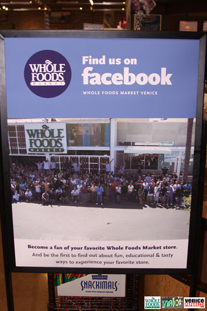 09 05 09 Whole Foods Market One Year Anniversary   Free BBQ   Customer Appreciation   225 Lincoln Blvd   Venice, Ca 310  566 9480 (345)