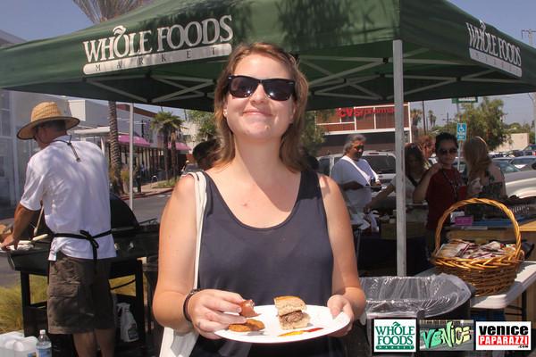 09 05 09 Whole Foods Market One Year Anniversary   Free BBQ   Customer Appreciation   225 Lincoln Blvd   Venice, Ca 310  566 9480 (158)